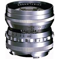 COSINA Voigtlander NOKTON 50mm F1.5 Aspherical VM Silver NOKTON 50/1.5 VMSL - International Version (No Warranty)