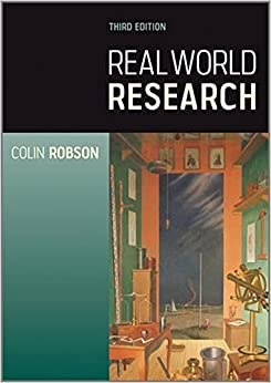 Real World Research by Colin Robson (2011-02-15)