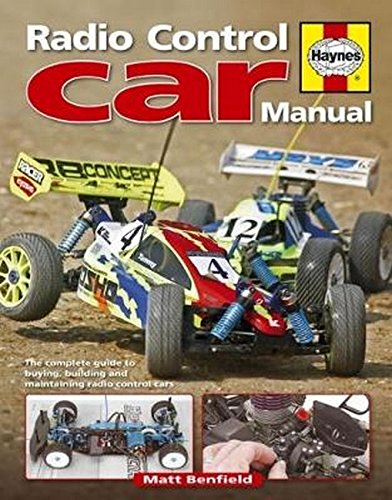 Radio Control Car Manual (Haynes Manuals)