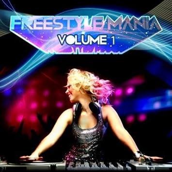 Various Artists - Freestyle Mania Volume 1 (Digitally