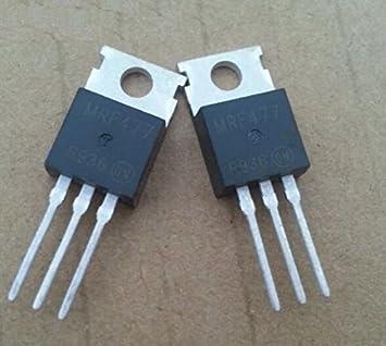 10 Stücke MRF477 Mrf 477 Rftransistor ZU-220 S3 iv