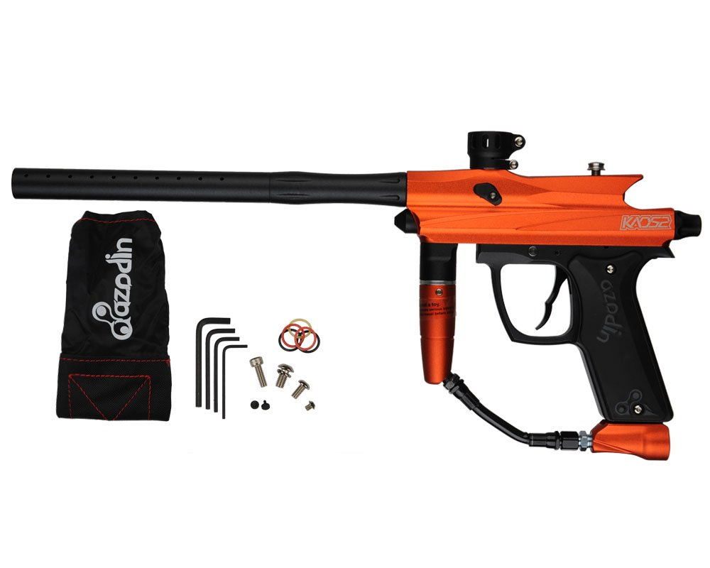 Azodin Kaos 2 Paintball Marker (Orange) by Azodin