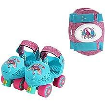 [Patrocinado] PlayWheels Roller Skates with Knee Pads