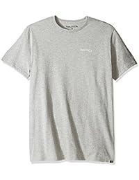 Nautica Men's Short Sleeve Back Graphic T-Shirt
