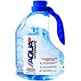 Aquahydrate Electrolyte Enhanced Water/Ph9+, 128 Ounce (Pack of 4)