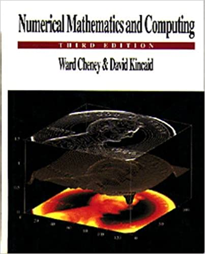 Numerical mathematics and computing e ward cheney david r numerical mathematics and computing 3rd edition fandeluxe Image collections
