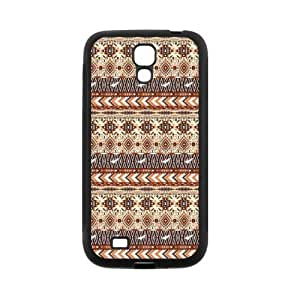 Custom Aztec Tribal Back Cover Case for SamSung Galaxy S4 I9500 JNS4-300 hjbrhga1544