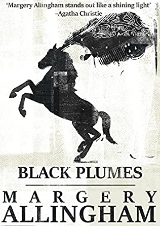 book cover of Black Plumes