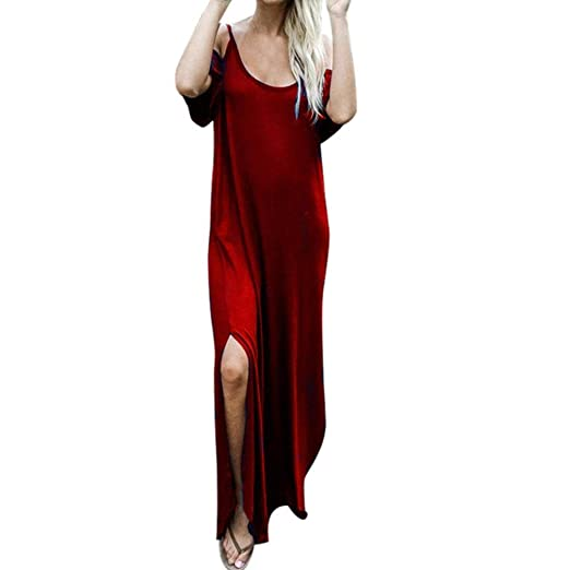20d04e87bae Wintialy Womens Camisole Sleeveless Casual Sexy Long Dress Fashion Sexy  Dress at Amazon Women s Clothing store