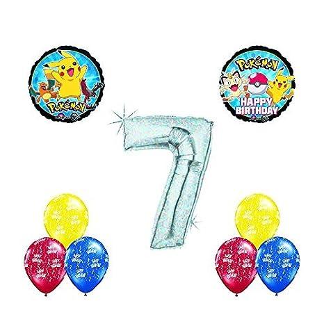 Amazon.com: NUEVO. Pokemon Go holográfica 7ª Feliz ...