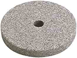 Perforadas 125mm corind/ón Grano 24 Wolfcraft 3180000 3180000-5 muelas de Lija Adhesivas Set de 5 Piezas plata
