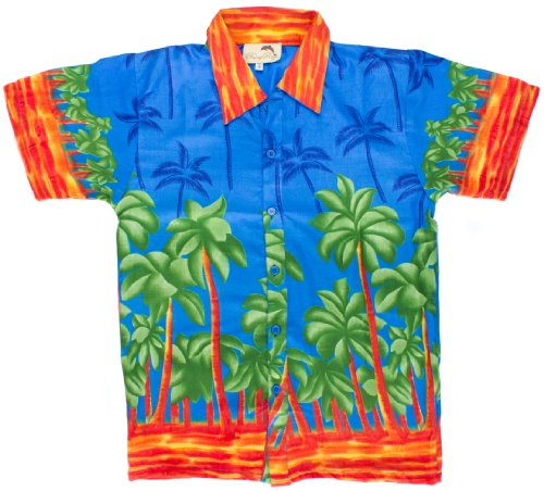 mens-blue-palm-tree-print-hawaiian-aloha-shirt-large