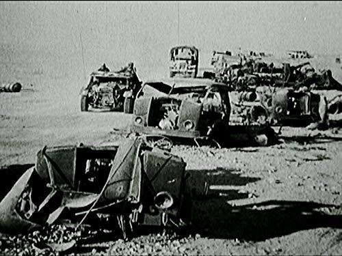 The War in the Desert - Eagle Leadership