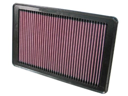 K&N 33-2358 High Performance Replacement Air Filter