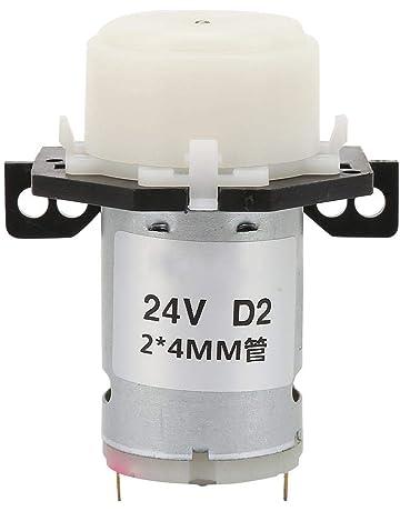 D-2 2 * 4mm DC 24V Bomba dosificadora peristáltica de bricolaje para la analítica