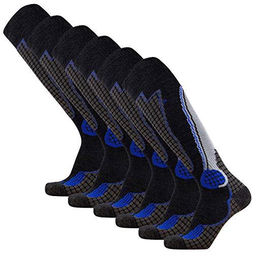 Painstaking Men Women Winter Warm Socks Snow Ski Hiking Skating Outdoor Socks Sportswear Snowboard Long Boot Socks Seven Colors Outstanding Features Underwear & Sleepwears