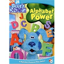 Blue's Clues - Blue's Room - Alphabet Power by Nickelodeon by Koyalee, Caines, Bruce, Holder, Elizabeth, Judge, Jo Chanda