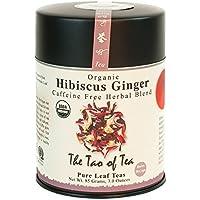 The Tao of Tea Hibiscus Ginger Tea