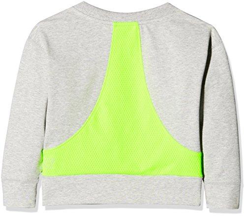Up G Enfants Cover Pour Softsport shirt Sweat Gris Clair Puma 7n6Uqwg4n