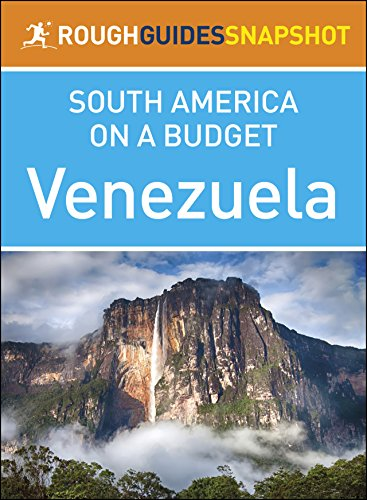 Rough Guides Snapshot South America on a Budget: Venezuela