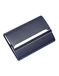 BLACK Cigarette Case Fashion Cigarette Storage Box PU Leather Cigarette Holder
