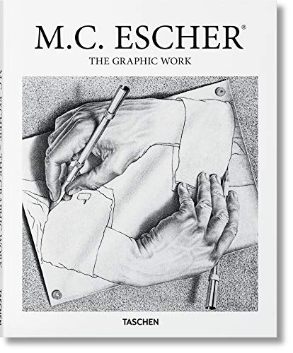 M.C. Escher. The Graphic Work (Basic Art Series 2.0) (Mc Escher His Life And Complete Graphic Work)