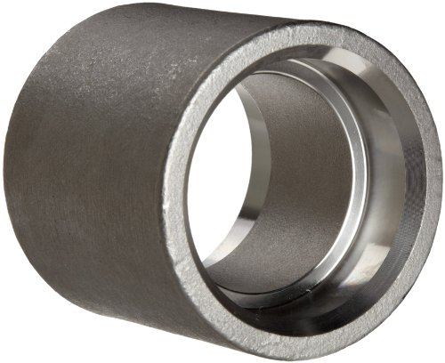 Stainless Steel 304 Cast Pipe Fitting, Coupling, Socket Weld, MSS SP-114, 1-1/4