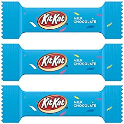 Kit Kat Miniatures Candy - Blue: 17-Ounce Bag