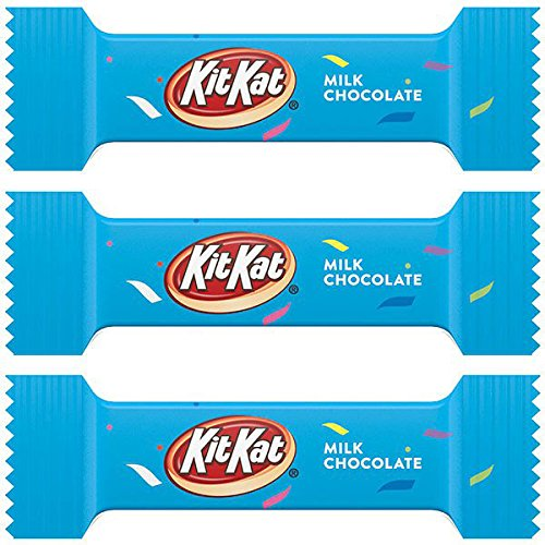 Kit Kat Miniatures Candy - Blue: 17-Ounce -
