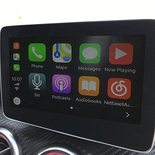 Amazon.com: Unichip Apple Carplay and Android Auto Activation for Mercedes NTG5.1 NTG5.2 via OBD2 Plug and Play in One Minute: GPS & Navigation