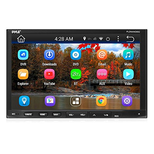 Pyle PLDNAND692 Touchscreen Bluetooth Navigation