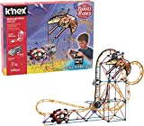 K'NEX Thrill Rides – Space Invasion Roller Coaster Building Set with Ride It! App – 438Piece – Ages 7+ Building Set