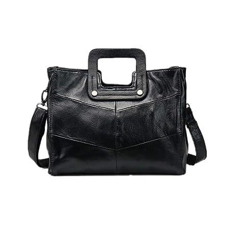 Hobos clásico y bolsos de hombro Carteras y bolsos de cuero genuino para mujer Bolsos de ...
