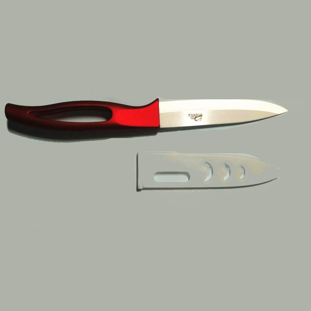 Kitchen Bar Ceramic Steak Knife super sharp knifes diff. colors 6pcs/lot by GAOGAO (Image #4)