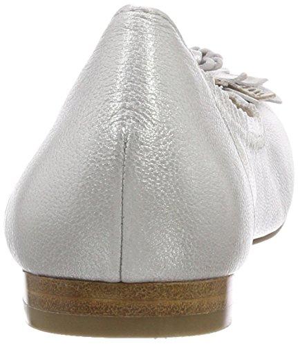 Caprice Damer 22103 Lukket Flad Sølv (sølvmetal 920) 5sGwG7E