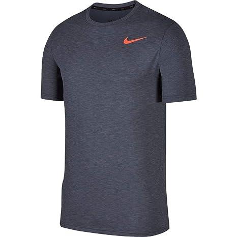 7a442289 NIKE Men's Breathe Dri-Fit Training Shirt Big & Tall Short Sleeve T-Shirts