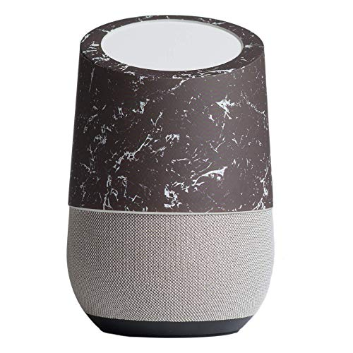 Murray Designs Google Home Decorative Hard Case Cover (Dark Marble) by Murray Designs