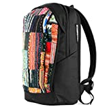 Ethnotek Wayu Campus Laptop Backpack with Authentic Hand Woven Tribal Fabric in Boho Bohemian Style | For Women and Men | (Vietnam 2)