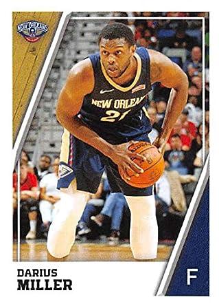new product 54731 3bae4 Amazon.com: 2018-19 Panini NBA Stickers Basketball #321 ...