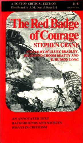 red badge of courage critical essay