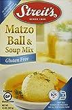 STREITS MATZO BALL SOUP GF, 4.5 OZ boxes (3 pack)
