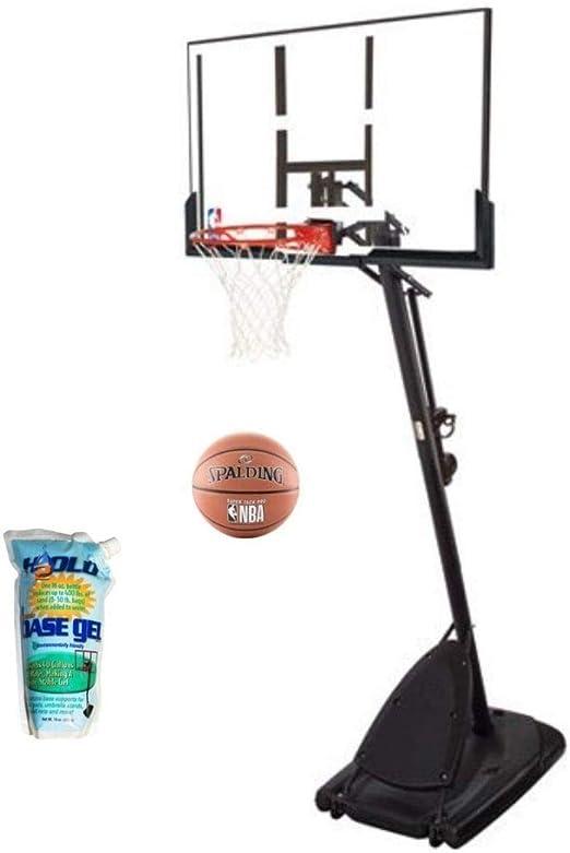 Amazon.com: Spalding Pro Slam NBA - Sistema de baloncesto ...