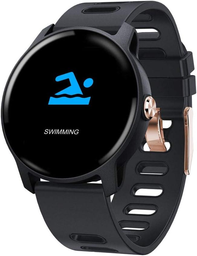 Amazon.com: FuriGer IP68 Waterproof Smartwatch, 1.3 Inch ...