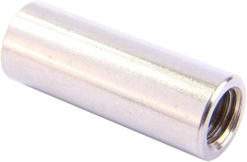 M6-M12 Gewindehülse Distanzhülse Langmutter Muffe Gewinde Stange Stift Verbinder