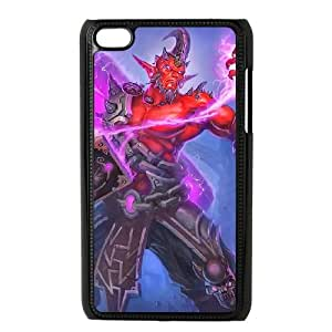 iPod Touch 4 Case Black Ryze league of legends 007