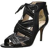 Nine West Women's Galaxy Leather Dress Sandal