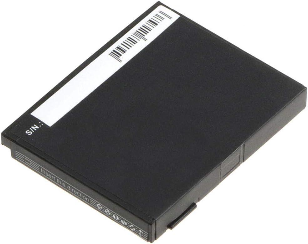subtel/® Batterie Premium Compatible avec Becker HJS 100 338937010208 900mAh Accu Rechange Remplacement Map Pilot