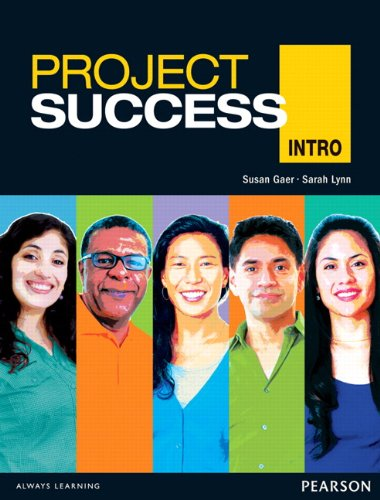 project-success-intro-student-book-with-etext