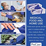 ProCure Disposable Nitrile Gloves - X-Small, 200