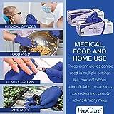 ProCure Disposable Nitrile Gloves - Medium, 200